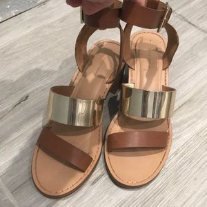 Zara Trafaluc Beautiful Sandals